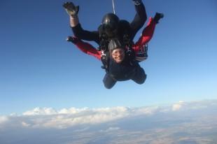 Ryan's skydive
