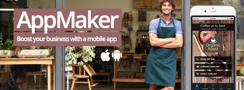 AppMaker - Build your mobile app