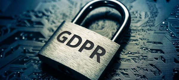 GDPR – Protecting your data