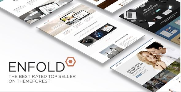 WordPress theme - Enfold