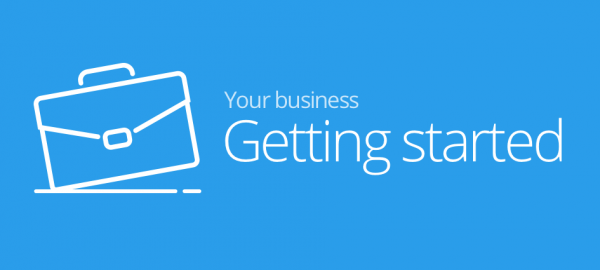 Your business - getting started