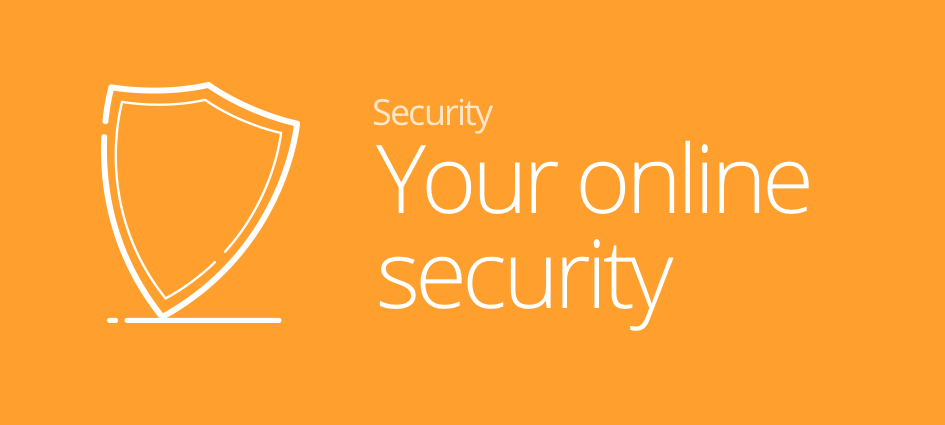 Your online security