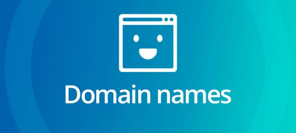 Personal domain names