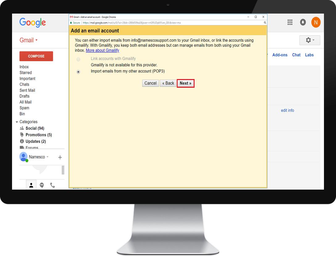 Login uk www co gmail Sign in